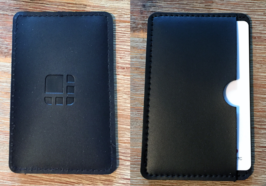 "Ledger Wallet Unplugged ""Ledertasche"""