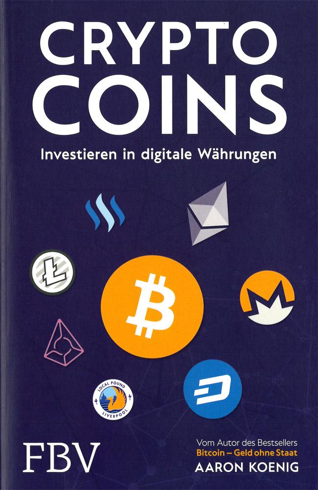 buchvorstellung crypto coins investieren in digitale w hrungen bitcoin. Black Bedroom Furniture Sets. Home Design Ideas