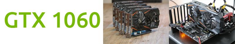 Blog: Mining mit der GTX 1060