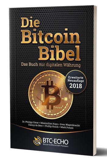 Bitcoin-Bibel - Neu2018 - 3D